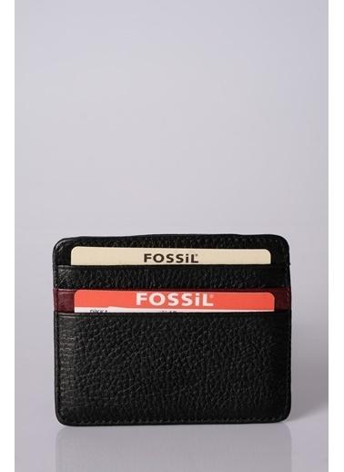 Fossil Kartvizitlik Siyah